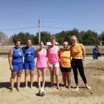 Echipele de fete