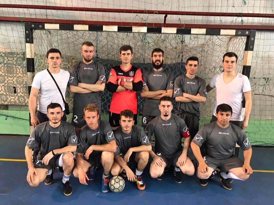Echipa de futsal CSST Cluj