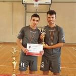 LOCUL II - Echipa C.S.S.T. Cluj 1 (Zailic Robert şi Banciu Claudiu)