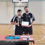 LOCUL III - Echipa C.S.S.T. Cluj 2 (Groza Andrei şi Herţeg Aurel)